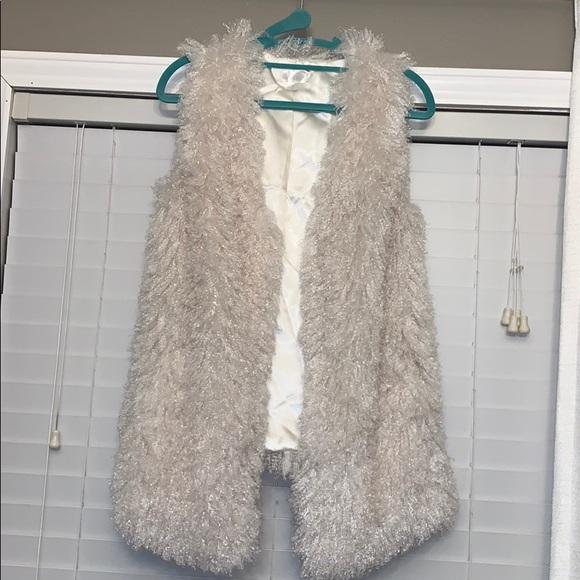 Fuzzy Vest